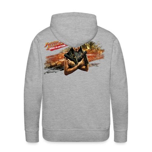 ja bia motive 02 shirt - Männer Premium Hoodie