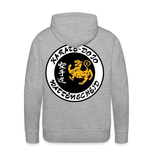 onkinawate logo ueberarbeitet - Männer Premium Hoodie