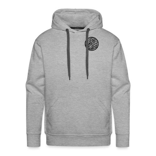 Cercle Anson - Sweat-shirt à capuche Premium pour hommes