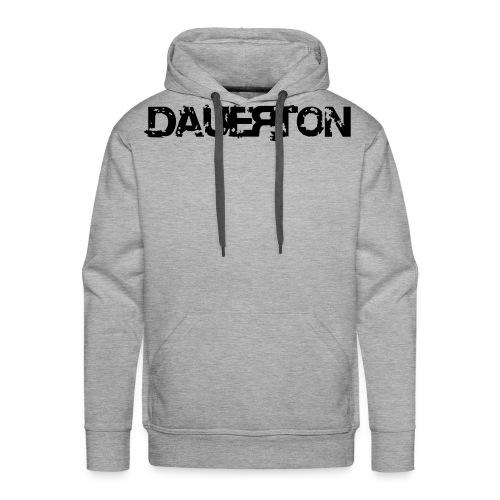 (dtbk) dauerton - Männer Premium Hoodie