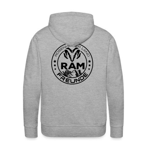 RAM FREUNDE 06 - Männer Premium Hoodie