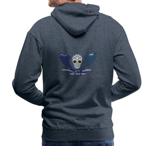 Logo BDE - Sweat-shirt à capuche Premium pour hommes