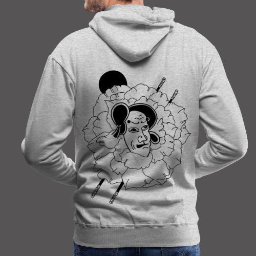 NAMAKUBI - Sweat-shirt à capuche Premium pour hommes