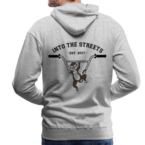 Into the Streets Est.2017 products - Men's Premium Hoodie