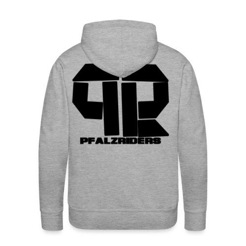 pfalzridersshirt black png - Männer Premium Hoodie