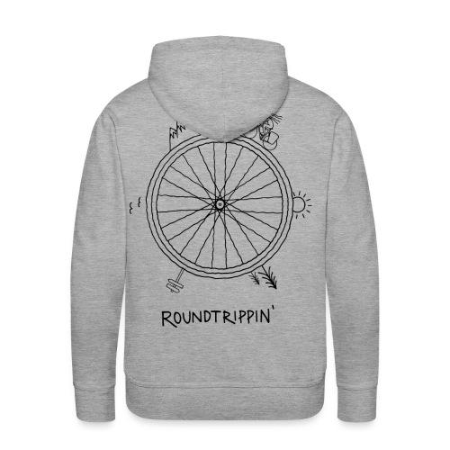 roundtrippin' - Männer Premium Hoodie