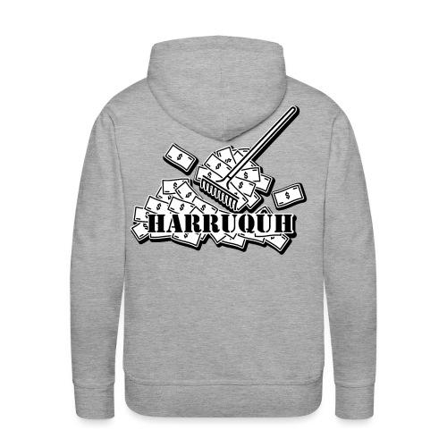 Harruquh - Mannen Premium hoodie