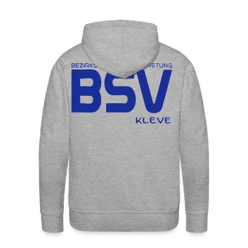 BSV-Tasche - Männer Premium Hoodie