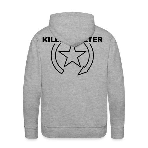 Kill switch Logo 0KS02 B - Men's Premium Hoodie