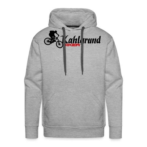 KgB_Logo_new@0,25x - Männer Premium Hoodie