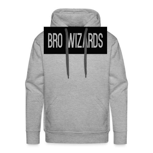 Browizardshoodie - Men's Premium Hoodie