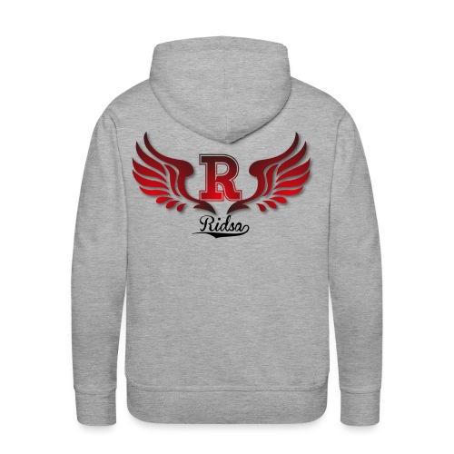 officel Ridsa - Sweat-shirt à capuche Premium pour hommes