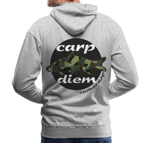 Camocarp Carp Diem - Männer Premium Hoodie