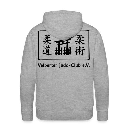 vjc logos judo export - Männer Premium Hoodie
