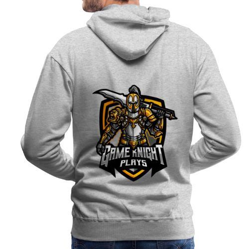 Game kNight Plays - Swordboard! - Men's Premium Hoodie