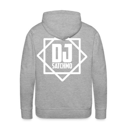 DJ Satchmo Merchandise - Sweat-shirt à capuche Premium pour hommes