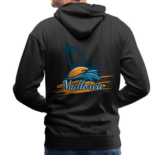 Joggen auf Mallorca - Sport - sportlich - Jogging - Männer Premium Hoodie