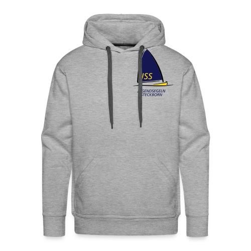 jss logo vec 2 - Männer Premium Hoodie