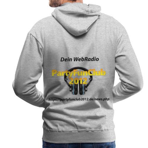 PartyFunClub 2012 - Männer Premium Hoodie