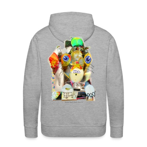 Doctor Rudy Knows Best 5! - Mannen Premium hoodie