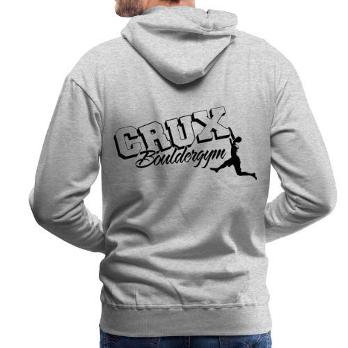 CRUX - Mannen Premium hoodie