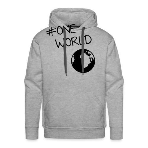 oneworld_9euro - Männer Premium Hoodie