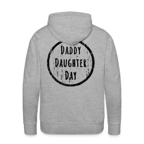 Daddy Daughter Day - Männer Premium Hoodie
