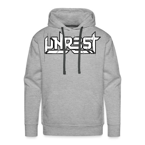 unrest - Mannen Premium hoodie
