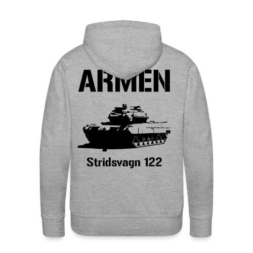 ARMÉN - Stridsvagn 122 - Premiumluvtröja herr
