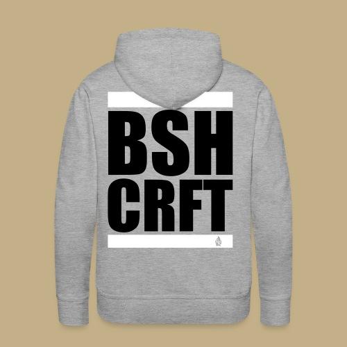 BSH CRFT - Männer Premium Hoodie
