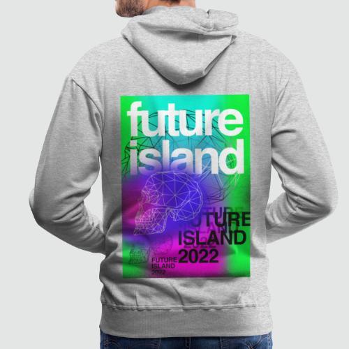 Future Island - Ghostbox II official T-Shirt - Männer Premium Hoodie