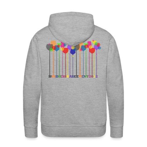 businessbase1 - Mannen Premium hoodie