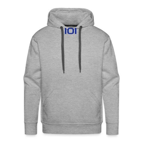 101vector - Herre Premium hættetrøje