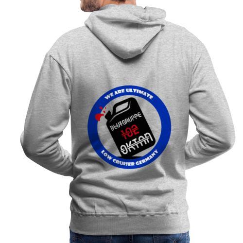 kanister 2 - Männer Premium Hoodie