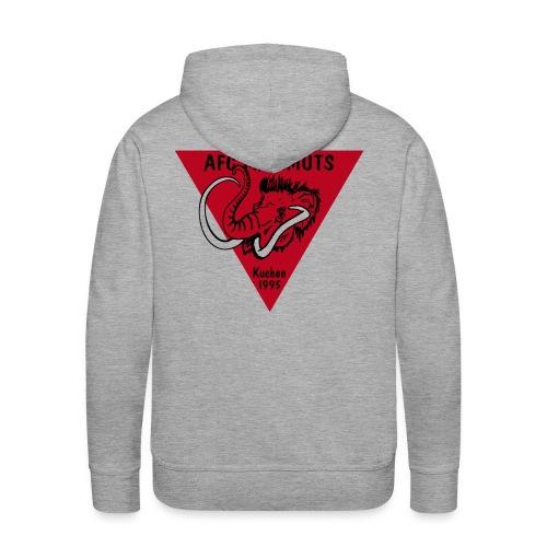 V Mammuts Logo - Männer Premium Hoodie