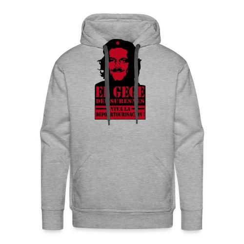 elgege - Sweat-shirt à capuche Premium pour hommes