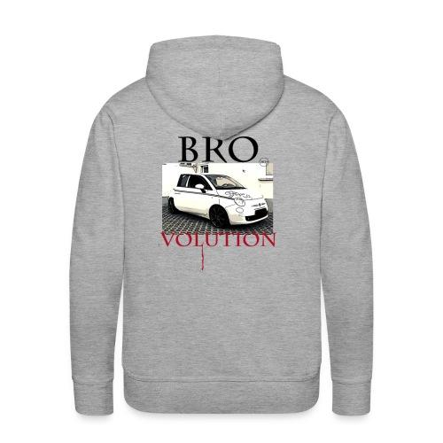 Bro 2K19 Brovolution 500 Style - Männer Premium Hoodie
