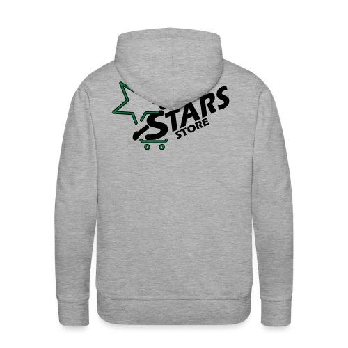 Logo Stars Store - Männer Premium Hoodie