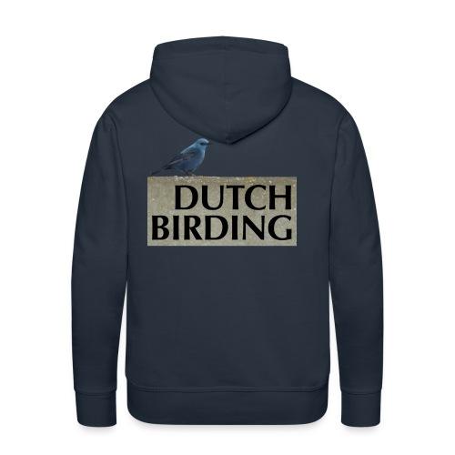 thumbnail_Blauwe rotsT an - Mannen Premium hoodie