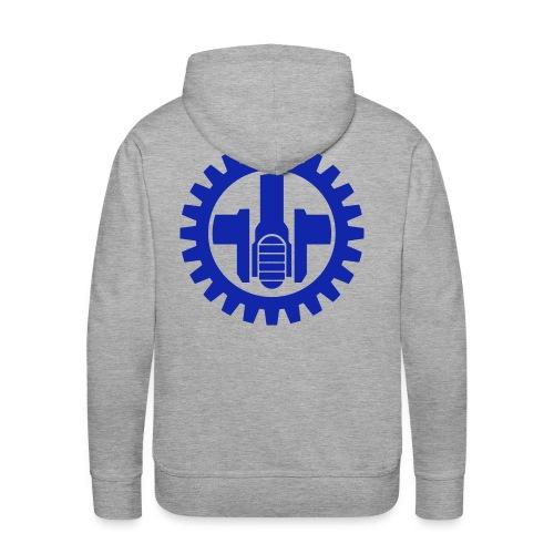 TLK Logo Blue - Premiumluvtröja herr