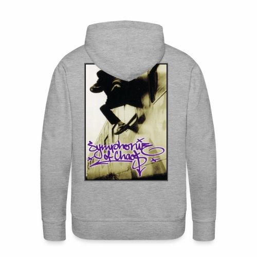 soc shirtprint blkframe - Männer Premium Hoodie