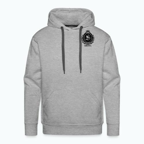 S skwall FT png - Sweat-shirt à capuche Premium pour hommes