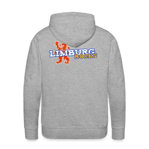Limburg Rocks - Mannen Premium hoodie