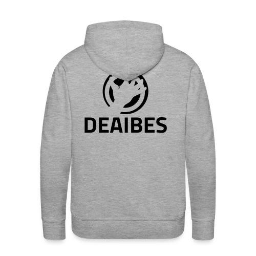deaibes - Herre Premium hættetrøje