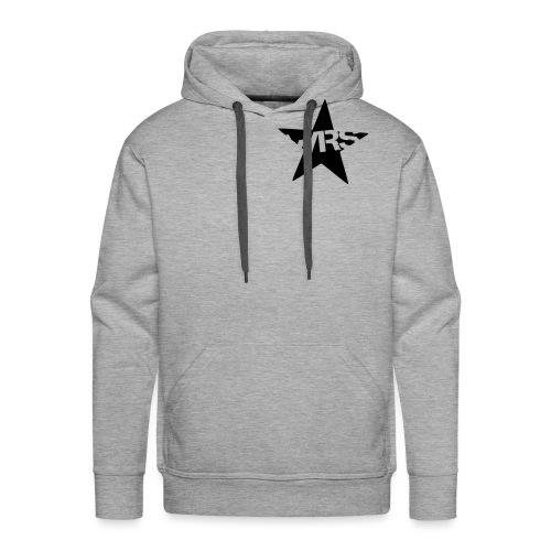 logo witzrockshirts - Männer Premium Hoodie