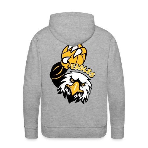 Eagles Basketball - Sweat-shirt à capuche Premium pour hommes