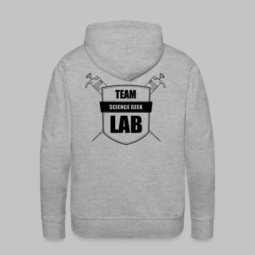 lab team - Men's Premium Hoodie
