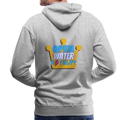 Open Water Royalty - Men's Premium Hoodie
