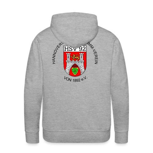 Vereins Logo - Männer Premium Hoodie