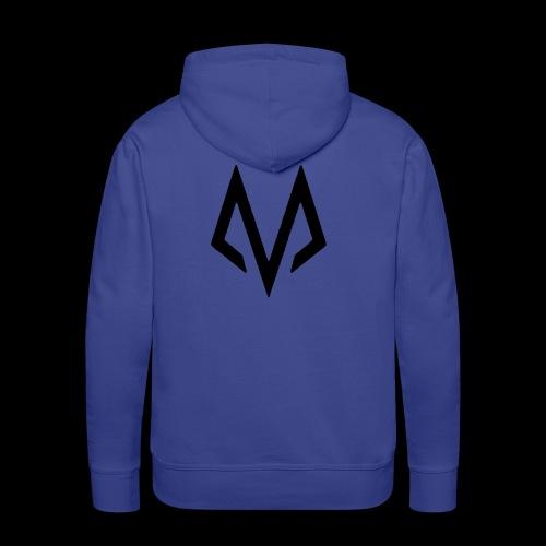 MrFinnertyLogo - Sweat-shirt à capuche Premium pour hommes
